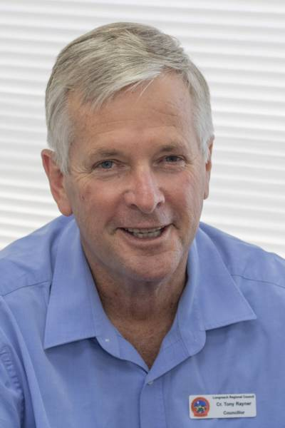 Mayor Tony Rayner 1